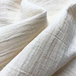 Organic Double Gauze Natural Washed Fabric