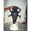 Black Marble Maha Kali Statue