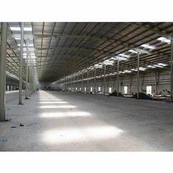 Warehouse Fabrication Service