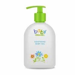 Baby Oil, Packaging Type: Bottle