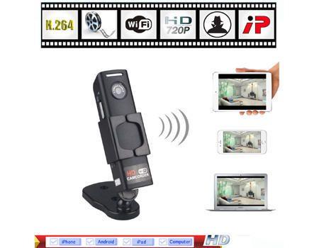 d2493bc4337d6 Spy Mini Hidden Cam WiFi Spy Camera IP HD 720P