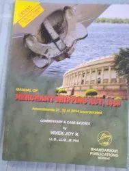 Merchant Shipping Act,1958