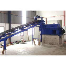 Coir Fiber Extraction Machine