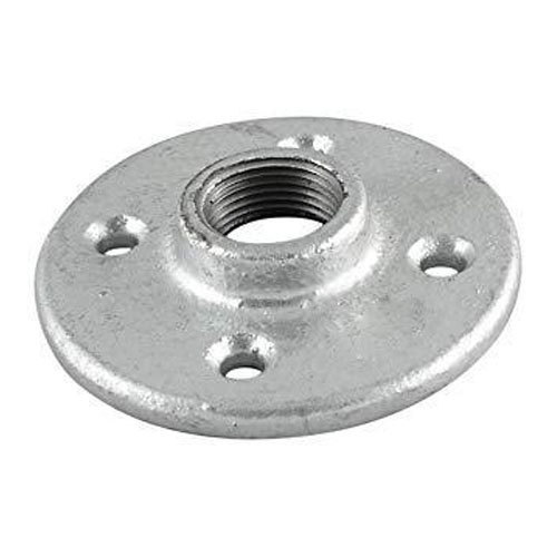 Galvanized Iron Threaded Flange