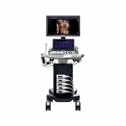 SonoScapes P50 Ultrasound System