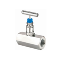2 Way Female Needle Valve