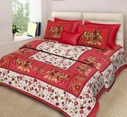Printed Cottan Bedsheet