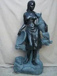 KA-2053 Stone Sculpture