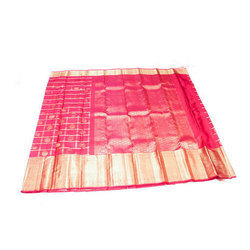 Silk Festive Wear Bordered Traditional Saree