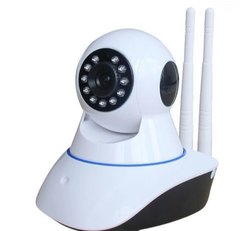 Double Antenna Wifi Camera