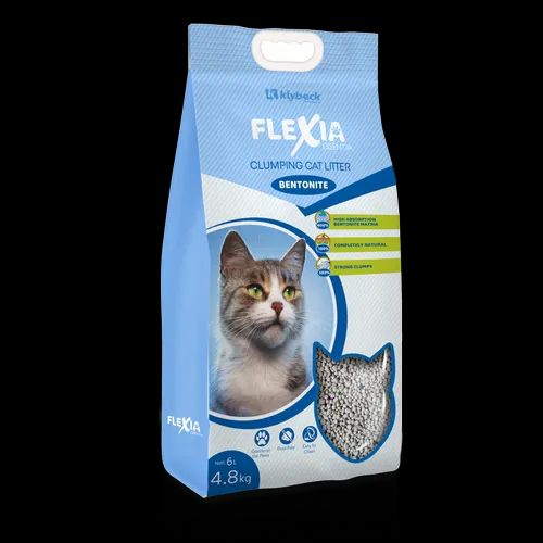 Cats Klybeck Flexia Bentonite Cat Litter For Home Purpose Packaging Type Bag Rs 995 Unit Id 22166903530