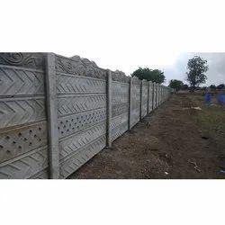 Garden Curbing Compound Wall