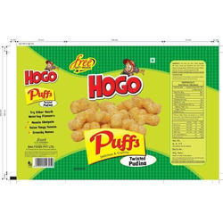Hogo Puff, Packaging Type: Packet, Packaging Size: 50 Grams