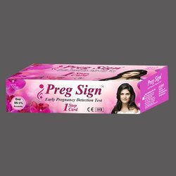 Early Pregnancy Detection Kit