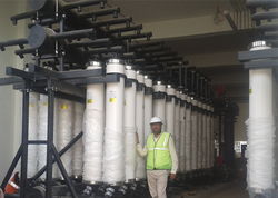 Three Phase Ultrafiltration System