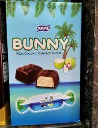 Bunny Coconut Chocolate
