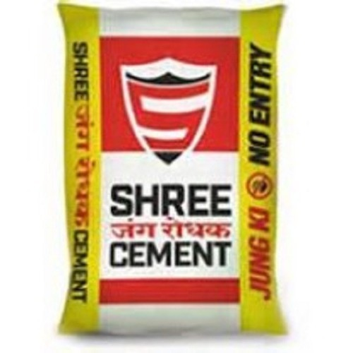 SHREE CEMENT Shree Jungrodhak Cement Ppc, Packing Size: 50 Kg