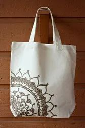 Canvas Wedding Gift Bag