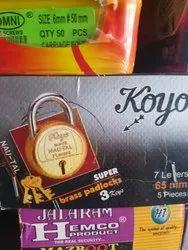 Kiya Brass Lock