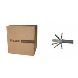 Dlink CAT6 UTP Cable - 305m