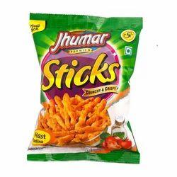 Jhumar Crunchy Crispy Pudina Sticks, Packaging Size: 10 Grams