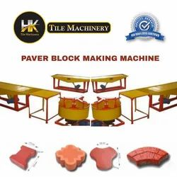 Paver Machinelock Making
