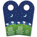 Plastic Key Tag 3ups  / Combo 3-1 / Barcode Key Chain Card