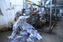 lldpe agriculture pipe machine