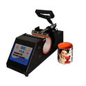 Electric Coffee Mug Printing Machine