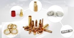 RPP CNC Precision Parts, For Industrial, Medical, Packaging Type: Carton Box