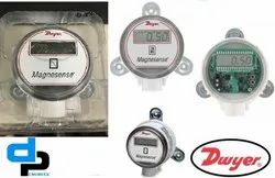 Dwyer MS 311 LCD Magnesense Differential Pressure Transmitter