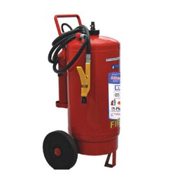 Attack Fire Carbon Steel 50 Kg Dry Chemical Type Fire Extinguisher