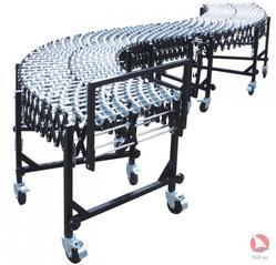 Industrial Skate Wheel Conveyor