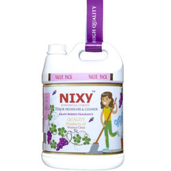 Concentrated Floor Cleaner Liquid Disinfectant 5 Litre Grape Berry - Refill