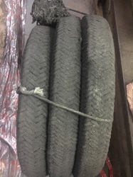 Graphite Coated Ceramic Gland Rope