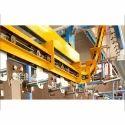 Automatic Fan Testing Overhead Conveyor