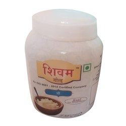 Shivam Gold 1 L Fresh Buffalo Ghee, Packaging Type: Jar