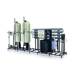 RO Plant with Chiller- Water Treatment Plant