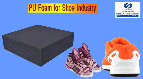 Multiple Color Available Polyurethane Foam For Sports Shoes | ID