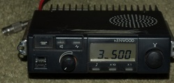 TK-8100 Kenwood Vehicle Radio