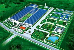IGBC-DCS GreenCo Rating of Factory