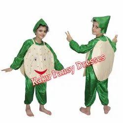 Kids Smiley Potato Costume