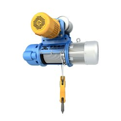 CD 1 Heavy Quality 3 Phase Wire Rope Hoist