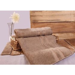 Cotton Plain Rectangle Salon Towel, Weight: 250-350 GSM