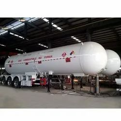Ammonia Gas Tanks