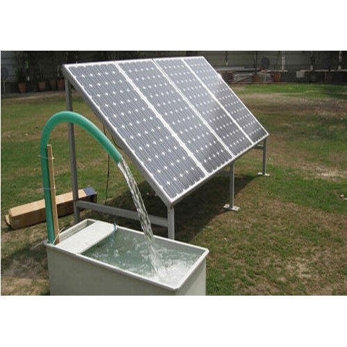 Waaree Solar Water Pump