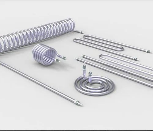 Sushma & Co. Stainless Steel Tubular Heaters