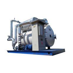 Thermic Fluid Boiler