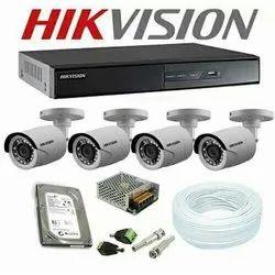 Hikvision CCTV Camera Surveillance System