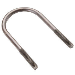Mild Steel U Bolt, Thickness: 20 Mm - 40 Mm
